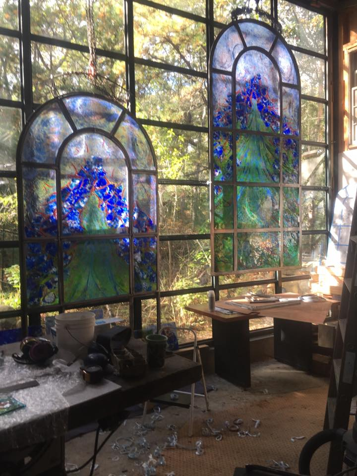 Zeitz Stained Glass Window Fund